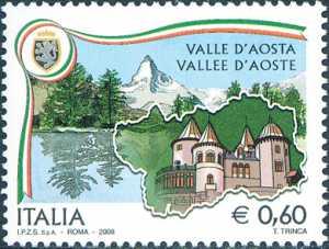 «Regioni d'Italia» - Valle d'Aosta