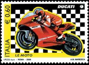 «Le moto» - La Ducati  - modello Desmosedici GP7