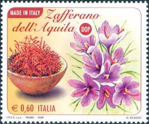 «Made in Italy» - Lo zafferano