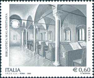 Il patrimonio artistico e culturale italiano - Biblioteca Malatestiana