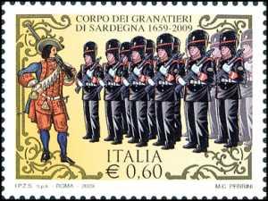 «Le Istituzioni» - 350º anniversario del corpo dei granatieri di Sardegna
