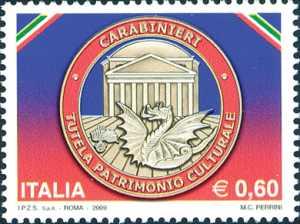 «Le Istituzioni» - Comando dei carabinieri per la tutela del Patrimonio Culturale
