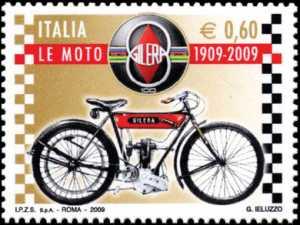 Moto italiane - Gilera - modello Vt 317