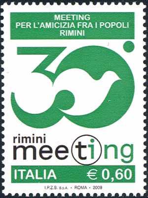 30º  Meeting per l'amicizia fra i popoli - Rimini