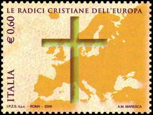 Radici cristiane ed identità culturale europea - Mostra  «I Santi Patroni d'Europa»