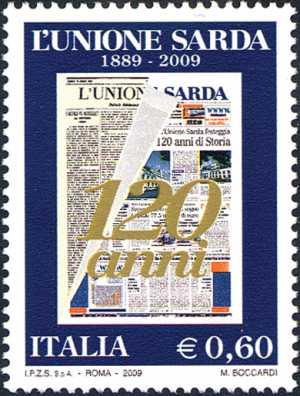 120º Anniversario del quotidiano «L'Unione Sarda»