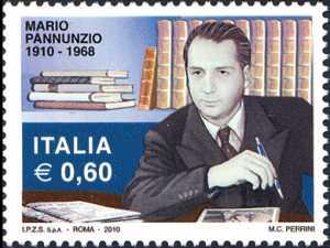 Centenario della nascita di Mario Pannunzio - ritratto del giornalista