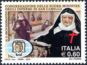 Congregazione delle Suore Ministre degli Infermi di San Camillo