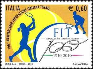 100º anniversario della federazione italiana tennis