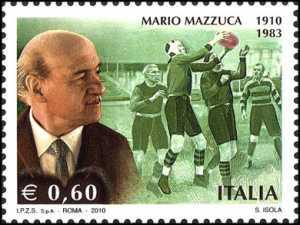 «Lo sport italiano» - Centenario della nascita di Mario Mazzuca