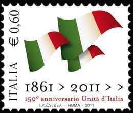 150º anniversario dell'unità d'Italia