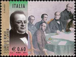Protagonisti dell'unità d'Italia - Camillo Benso conte di Cavour