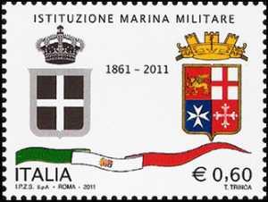 150º anniversario della marina militare
