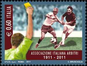 Centenario dell'associazione italiana arbitri