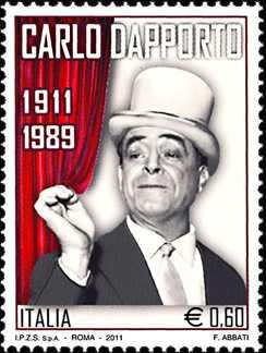Centenario della nascita di Carlo Dapporto