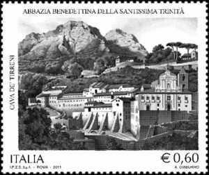 Millenario della fondazione dell'abbazia della santissima Trinità di Cava de' Tirreni