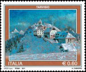Turistica - 38ª serie  - Tarvisio