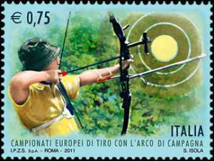 Campionati europei di tiro con l'arco di campagna