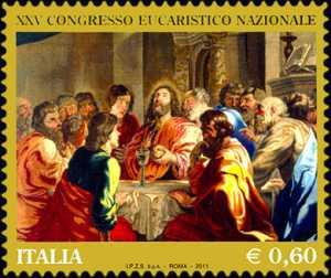 25º congresso eucaristico nazionale