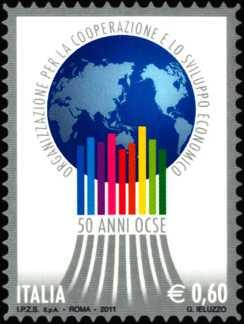 50° anniversario dell'OCSE