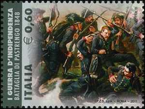 Seconda guerra d'indipendenza, battaglia di Pastrengo, 1848