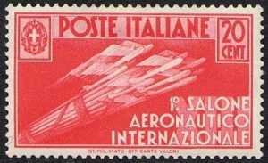 1935 -  1º Salone Aeronautico Internazionale