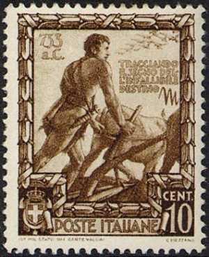 1938 - Proclamazione dell'Impero - Romolo