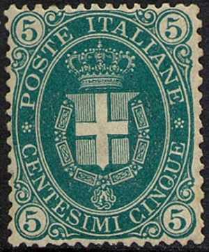 11889 - Stemma sabaudo