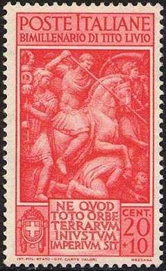 1941 - Bimillenario della nascita di Tito Livio