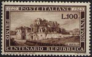 Villa del Vascello - Roma