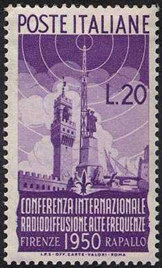 Palazzo Signoria e Monumento Colombo