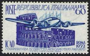 aereo e Colosseo