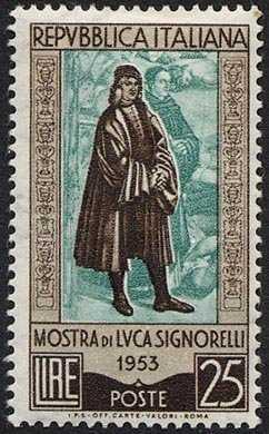 autoritratto - Duomo do Orvieto