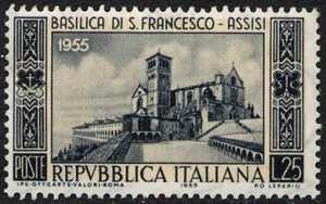 7° Centenario della Basilica di San Francesco d'Assisi - La Basilica