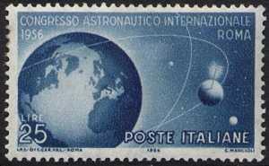 Congresso Astronautico Internazionale - Roma - L. 25