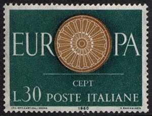 Europa - 5ª serie - L. 30