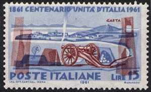 Centenario dell'Unità d'Italia - Fortezza di Gaeta