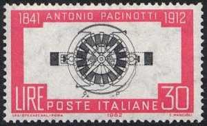 50° della morte di Antonio Pacinotti - L. 30