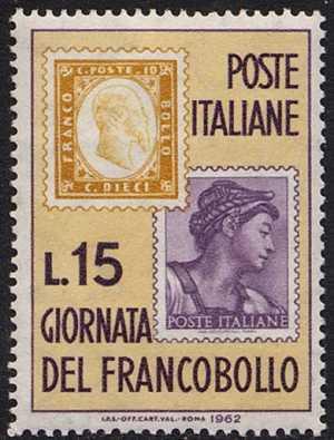 IV Giornata del Francobollo - L. 15
