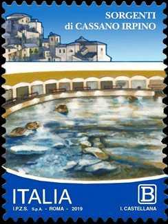 Patrimonio naturale e paesaggistico : Le sorgenti di Cassano Irpino
