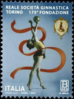 Reale Società Ginnastica Torino - 175° Anniversario della fondazione