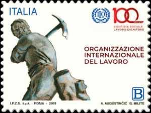 ILO - Organizzazione Internazionale del Lavoro - Centenario della istituzione