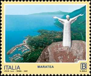 Turistica  47ª serie  - Patrimonio naturale e paesaggistico : Maratea  (PZ)