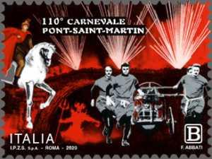 110° Anniversario del carnevale di Pont-Saint-Martin
