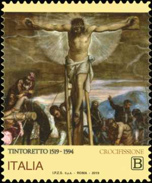 Patrimonio artistico e culturale  italiano : Il Tintoretto -  5° Centenario della morte