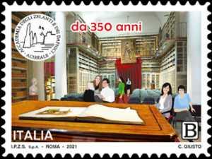 Accademia delle scienze, lettere e belle arti degli Zelanti e dei Dafnici - 350° Anniversario della fondazione