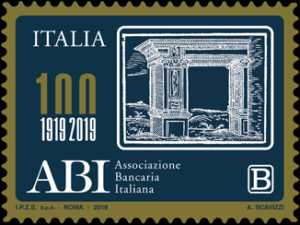 Eccellenze del sistema produttivo ed economico - ABI : Associazione Bancaria Italiana - Centenario della costituzione