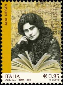 Le eccellenze del sapere  - Genio femminile italiano :  Ada Negri