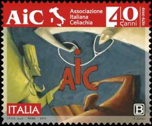 Assistenza ai malati - AIC : Associazione Italiana Celiachia - 40° Anniversario della fondazione