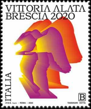Patrimonio artistico e culturale italiano - Statua della Vittoria Alata - Brescia